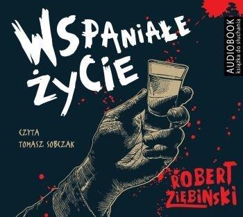 Wspaniałe życie Robert Ziębiński Audiobook CD Mp3