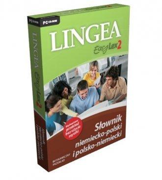 Lingea EasyLex 2. Słownik niemiecko-polski i polsko-niemiecki (CD ROM)
