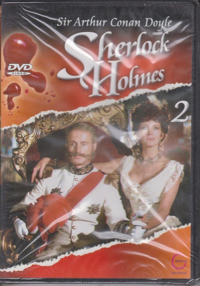 Sherlock Holmes Sir Arthur Conan Doyle cz.2 Królewski skandal, Tańczące sylwetki DVD