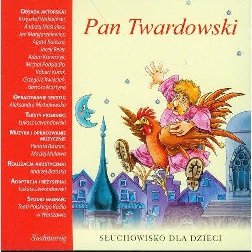 Pan Twardowski Słuchowisko dla dzieci (CD mp3)