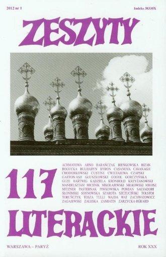 Zeszyty Literackie 117 Portrety miast Moskwa
