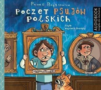 Poczet psujów polskich Paweł Beręsewicz Audiobook mp3 CD