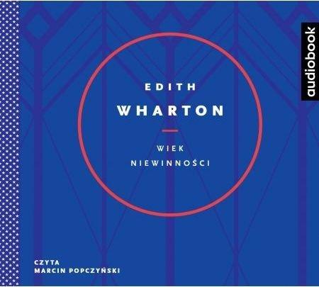 Wiek niewinności Edith Wharton Audiobook mp3 CD