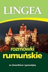 Rozmówki rumuńskie ze słownikiem i gramatyką