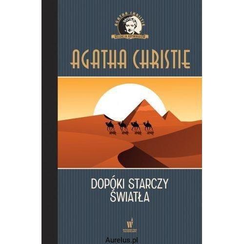 Dopóki starczy światła Kolekcja kryminałów nr 14 Agatha Christie