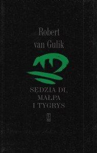 Sędzia Di małpa i tygrys Robert Van Gulik