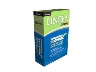 Lingea Lexicon 5 Uniwersalny Słownik angielsko-polski i polsko-angielski