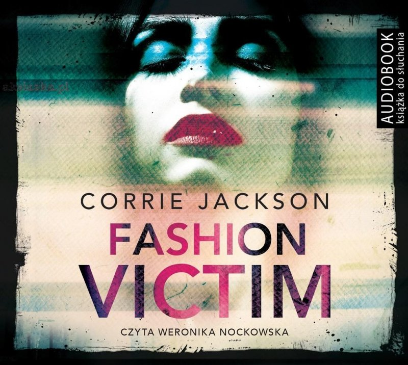 Fashion Victim Corrie Jackson Audiobook mp3 CD