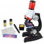 Mikroskop Naukowy + akcesoria #E1