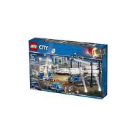 LEGO CITY TRANSPORT I MONTAŻ RAKIETY