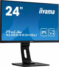 Monitor IIYAMA 23.8 1920 x 1080 ProLite XUB2493HSU-B1 Czarny