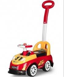 Jeździk Pojazd Bravo Racing Czerwony #B1