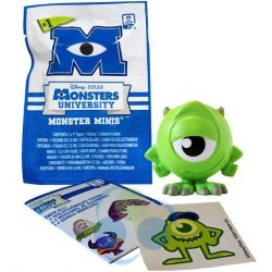 Figurka Monsters University Monsters Mini