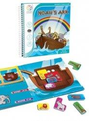Gra Logiczna Smart Games Arka Noego Magnetyczna