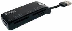 Czytnik kart pamięci SANDBERG USB 2.0 133-68