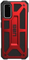 UAG Monarch - obudowa ochronna do Samsung Galaxy S20 (czerwona)