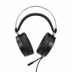 Słuchawki z mikrofonem AULA GAMING Czarny 278486
