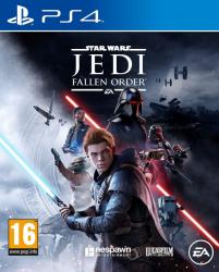 Gra Star Wars Jedi: Upadły zakon CZ/HU/RO (PS4)