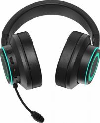Słuchawki z mikrofonem CREATIVE Czarny 51EF0880AA000