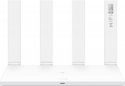 HUAWEI WS7100-20 WiFi 6 Router White