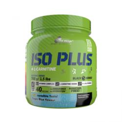 Napój izotoniczny Iso Plus® 700g (puszka) Tropic Blue