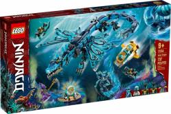 Lego Ninjago 71754 Klocki Ninjago - Smok wodny