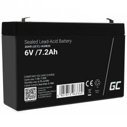 Bateria do zasilacza awaryjnego GREEN CELL AGM39