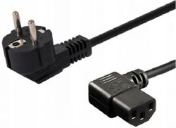 Kabel zasilający SAVIO IEC C13 1.2m. CL-115