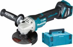 Makita szlifierka kątowa 18V 125mm bez akumulatorów i ładowarki walizka MAKPAC (DGA517ZJ)