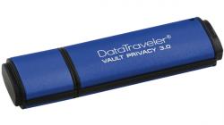 Pendrive (Pamięć USB) KINGSTON 64 GB USB 3.0 Niebieski