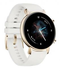 Smartwatch Huawei Watch GT 2 42mm Biały  (Diana-B19J)