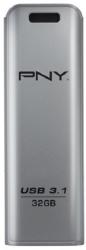 Pendrive (Pamięć USB) PNY 32 GB Aluminium