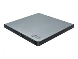 Napęd optyczny CD Zewnętrzny USB 2.0 Czarno-szary