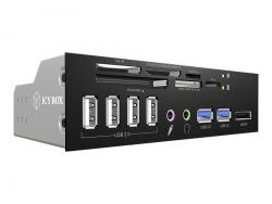 Czytnik kart pamięci ICY BOX eSATA IB-863A-B