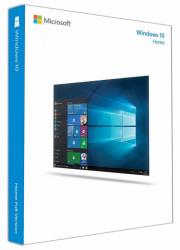 System operacyjny MICROSOFT Windows 10 Home 64Bit English Intl 1pk DSP OEI DVD