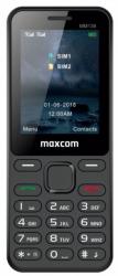 Telefon MAXCOM MM 139 Dual SIM Czarny