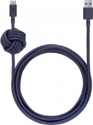 Kabel USB NATIVE UNION USB typ C 3