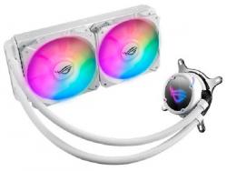 Chłodzenie wodne ASUS ROG STRIX LC 240 RGB White Edition ROG STRIX LC 240 RGB WE