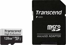 Karta pamięci TRANSCEND 128 GB Adapter SD