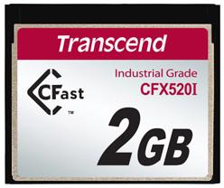 Karta pamięci TRANSCEND CFast 1.0 2 GB