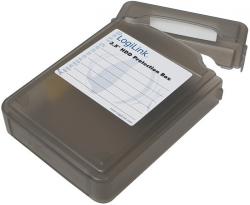 Pudełko ochronne do HDD 3.5' czarne
