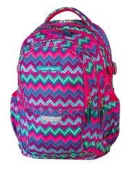 Coolpack Plecak Młodzieżowy Factor Zigzag Model 2017