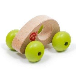 Drewniany samochodzik dla malucha #T1