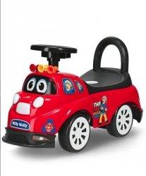 Jeździk Pojazd Tipi Fireman Straż Pożarna Czerwony #B1