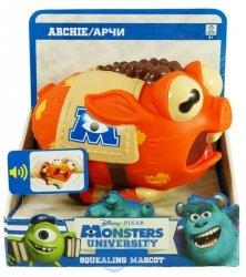 Monsters University Archie Piszcząca Maskota do Rzucania
