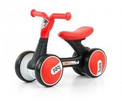Rowerek biegowy Tobi Red-Black #B1