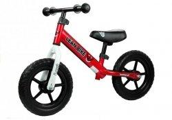 Rowerek biegowy Levi Koła Eva Czerwony #C1