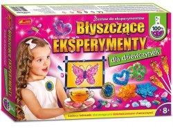 Błyszczące Eksperymenty dla Dziewczynek Ranok