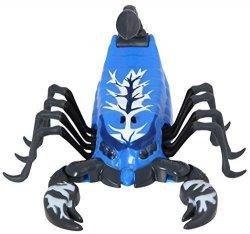 Wild Pets Elektroniczny Dziki Skorpion Niebiesk Świecące