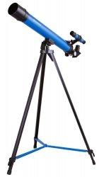 Teleskop Bresser Junior Space Explorer 45/600 AZ, niebieski